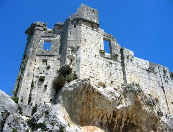 Castillo roquero de Zuheros