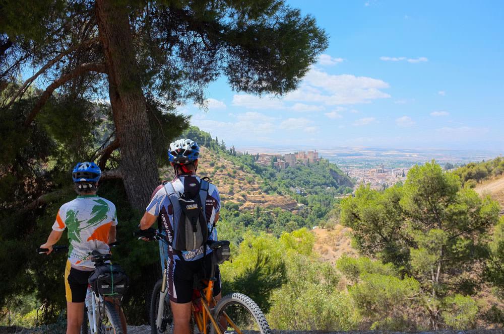 Ruta del Califato, de Córdoba a Granada en bicicleta