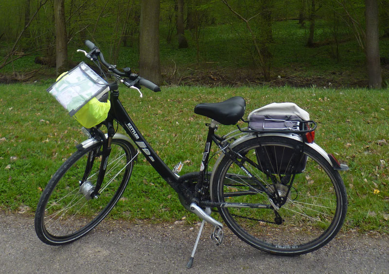 Bici alquiler en Alemania (Rin)