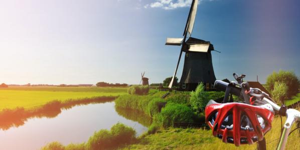 Holanda: alrededor de Ámsterdam en bici con niños