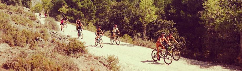 Viajar por Otros Caminos. Rutas de senderismo y bicicleta