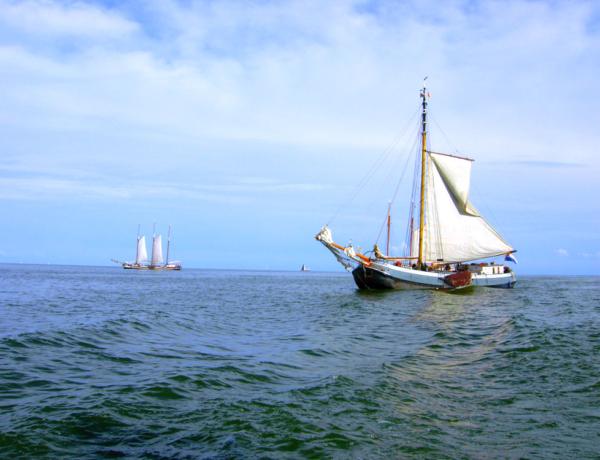 El Lago IJsselmeer