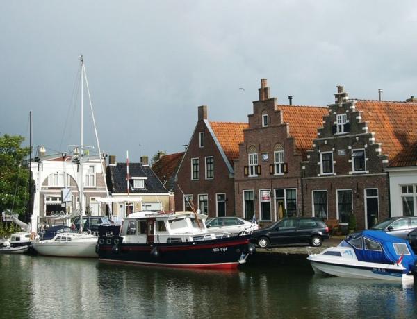 Familias: El Lago Ijssel de Holanda (barco-bici)