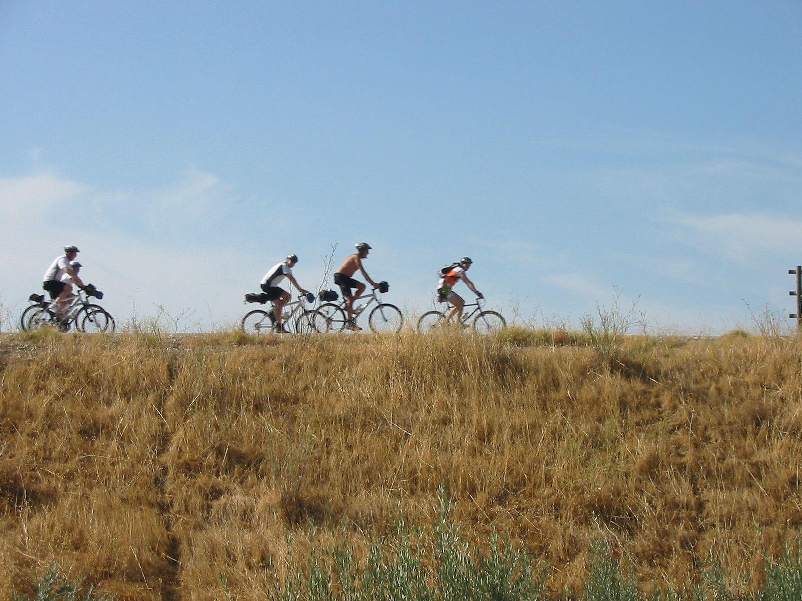 Ruta del Califato en bicicleta