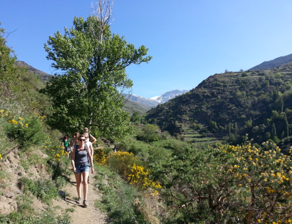 Trekking Alpujarra