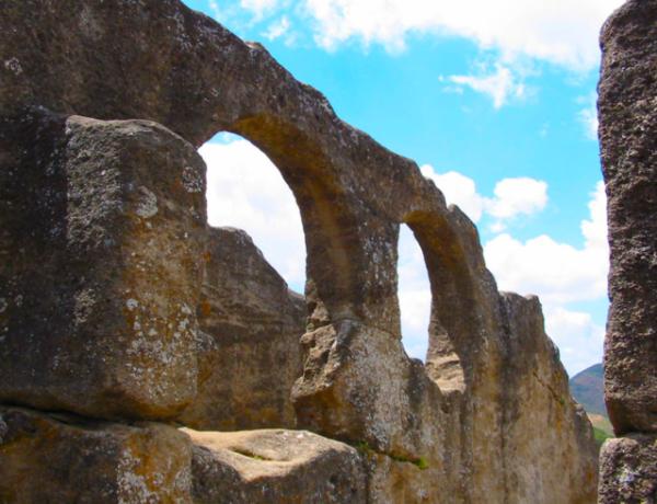 Ermita de Bobastro en el Chorro