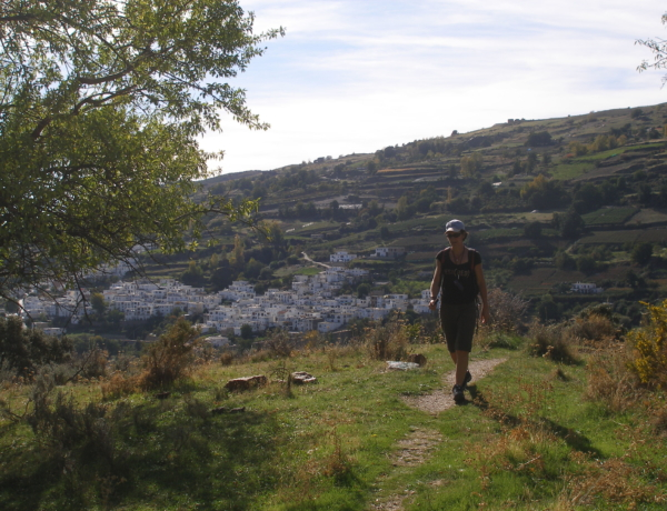 Bérchules Alpujarra trekking