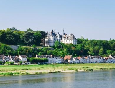 Francia, en bicicleta por los castillos del Loira