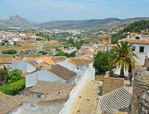 Ruta de los Almorávides en bicicleta, de Granada a Ronda