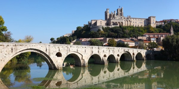 Béziers – Narbona (50 km)