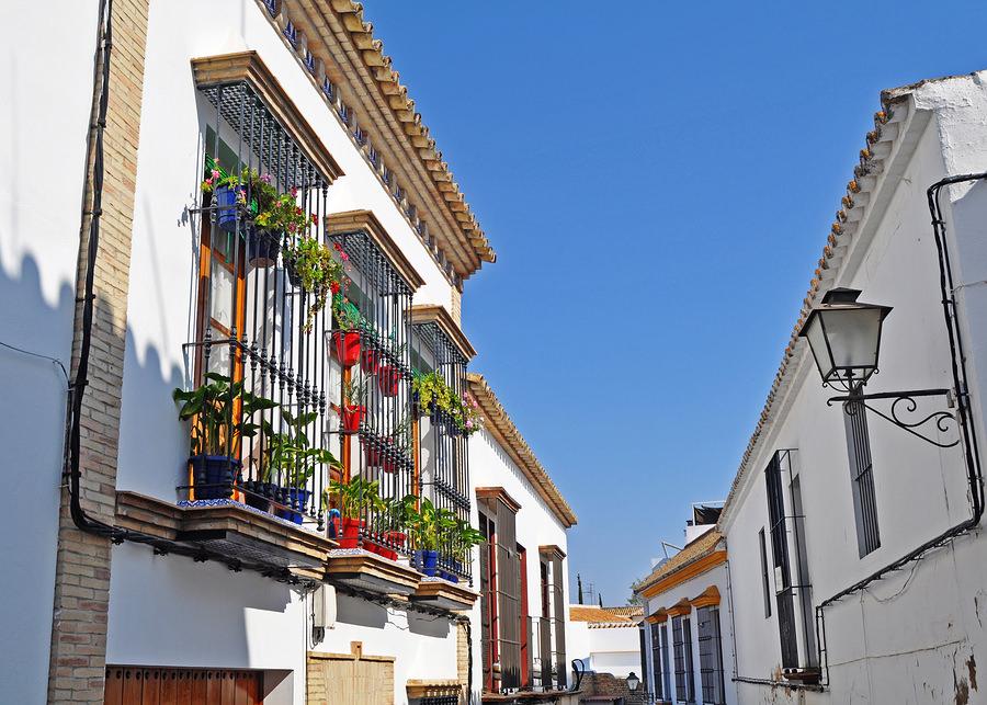 Ruta de Washington Irving en bicicleta, de Sevilla a Granada