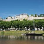 Chinon – Saumur (34 km)