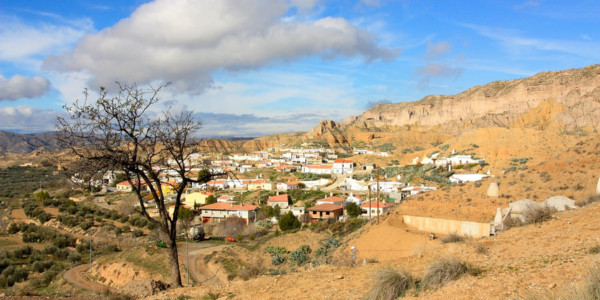 Gorafe – Guadix (50 km)