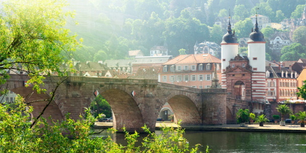 Heidelberg – Worms (46 km)