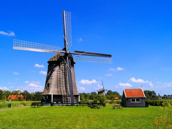 Norte de Holanda y la Isla Texel en barco y bici: Alkmaar