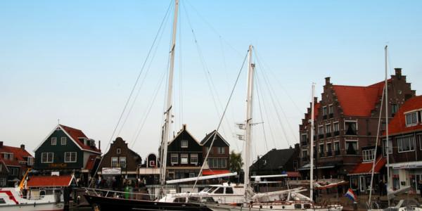 Ámsterdam – Volendam (46 km)