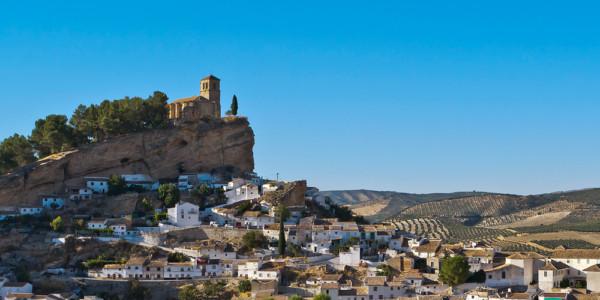Montefrío – Granada (58 km)