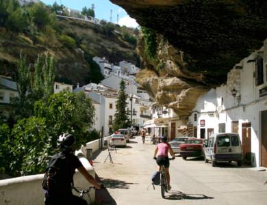 Escapada en bicicleta por los Pueblos Blancos (de Ronda a Arcos)