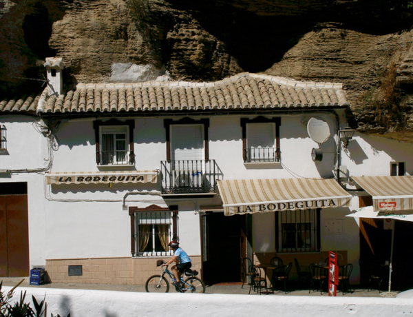 Los Pueblos Blancos en bicicleta