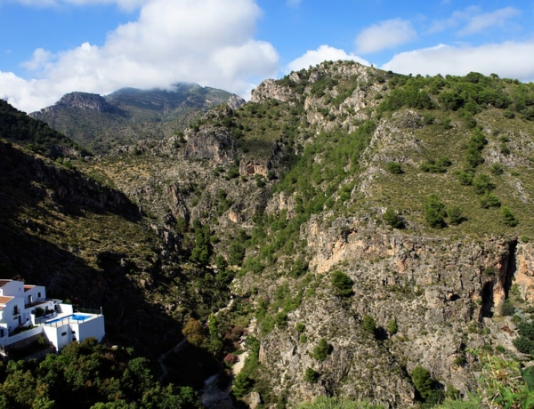 Alhama en bici: Sierras Tejeda y Almijara