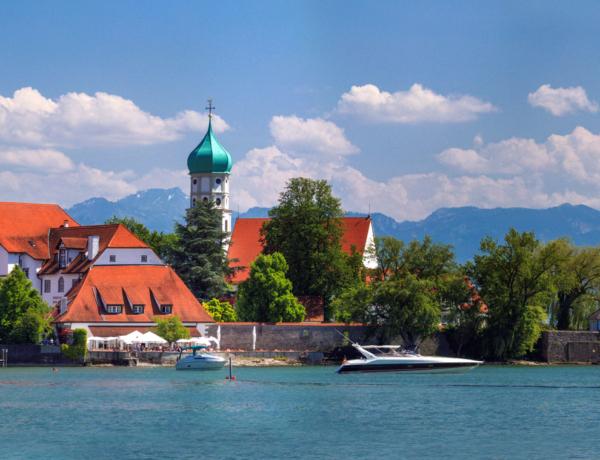 Alemania Wasserburg