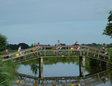 El Norte de Holanda y la Isla Texel en barco y bici