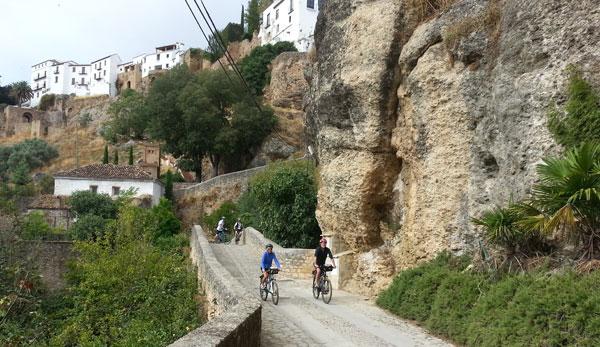 Ronda, Pueblos Blancos en bici