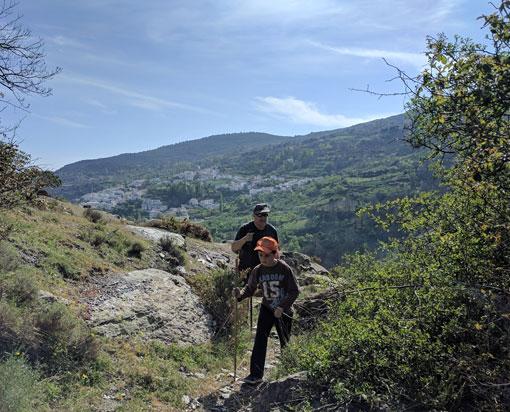 Turismo rural Alpujarra Yegen