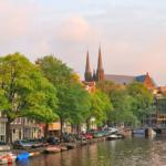 Ámsterdam, fin