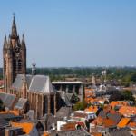 Leiden – Delft (40 km)