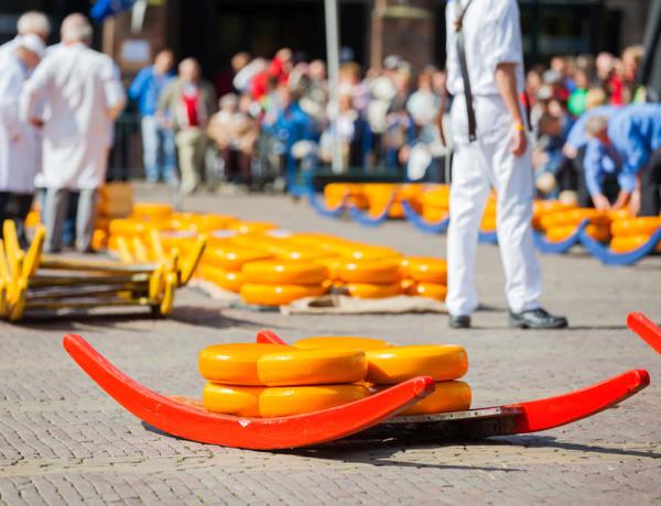 Familias: Cuentos y castillos de Holanda (barco-bici)
