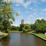 Día 2.  Ámsterdam-Leiden (55 Km)