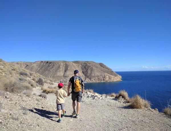 Cabo de Gata, senderismo