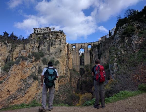 Puente Nuevo, Ronda romántica