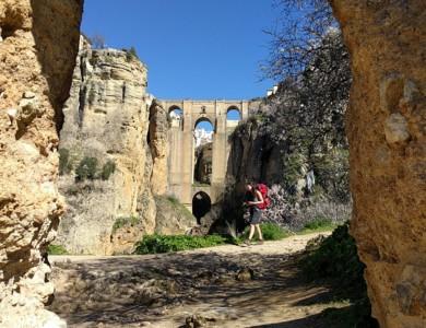Escapada de los Viajeros Románticos desde Ronda