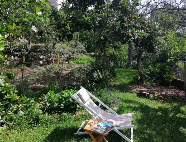 Jardin & Huerto Casa de los Vientos