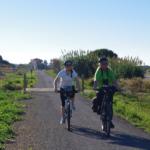 Día 4. Cádiz a Sanlucar (40 minutos en ferri, 30 km bici)