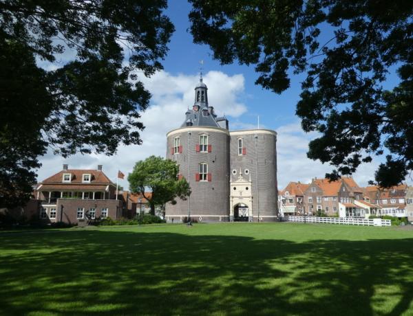 Norte de Holanda y la Isla Texel en barco y bici