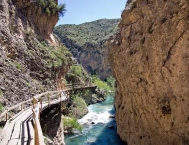 Aventura en Castril y el Geoparque de Granada