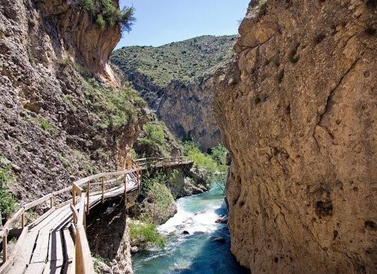 Pasarelas Río Castril