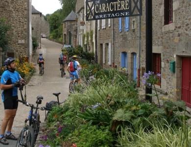 Bretaña en bicicleta con niños, de Rennes a Saint Malo