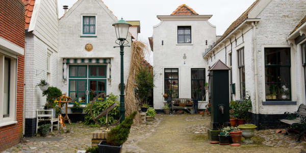 Texel, ruta circular (40 km)