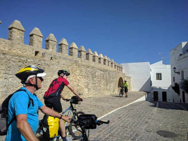 Muralla Antigua Vejer de la Frontera Costa Luz