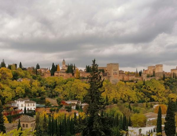 Alhambra Otoño