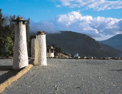 Trekking por la Alpujarra en pequeño grupo (1-6 septiembre 2020)