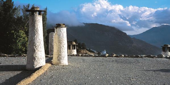 Trekking por la Alpujarra en pequeño grupo