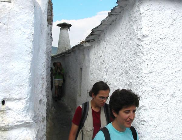Caminando por Tierras de Moriscos (Alpujarra)