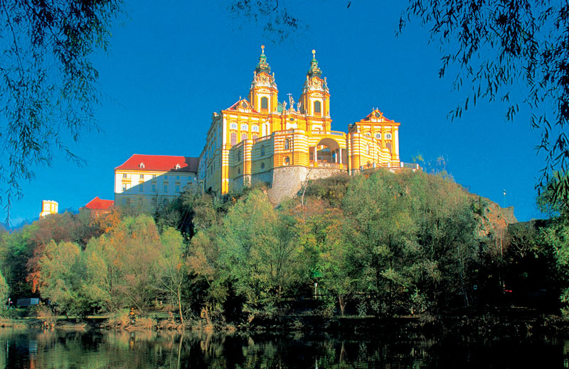 Abadía de Stift en Melk