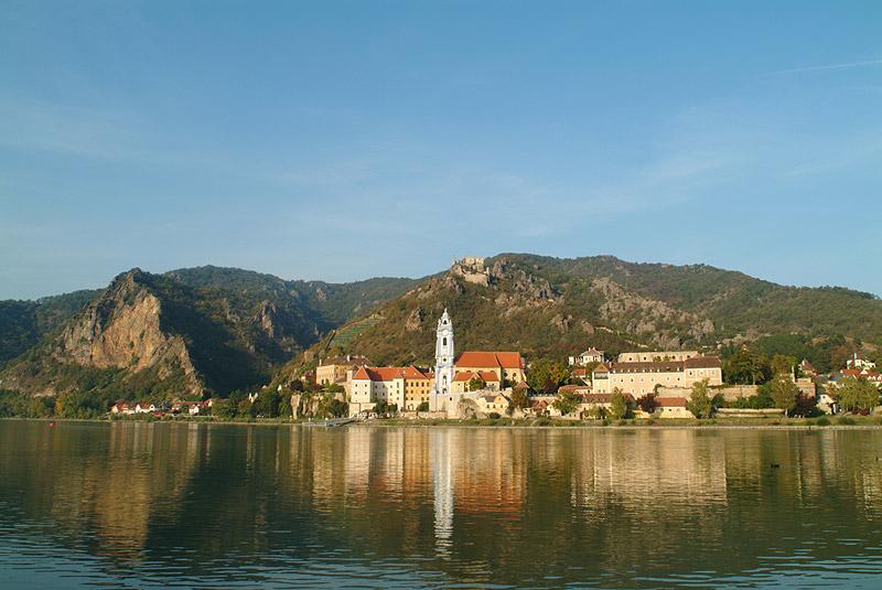 Dürnstein, region Wachau
