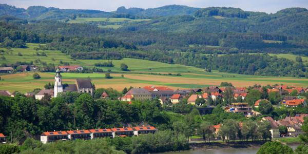 Passau-Schlögen (37 km)